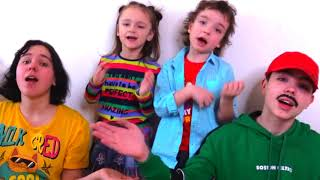 Children's song Daddy Finger What do you do (New version)