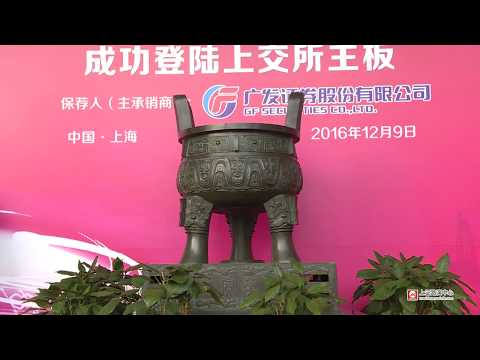 Rutong Successfully Issue A Shares in Shanghai Stock Exchange