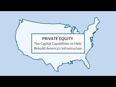 How Private Equity Helps Rebuild America's Infrastructure