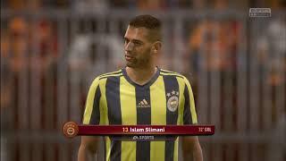 Galatasaray - Fenerbahçe Maçı 02.11.2018