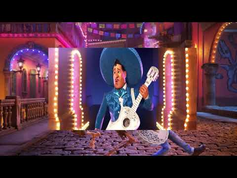 UKRAINIAN - Remember me (Ernesto de la Cruz Movie ver.) (Coco)