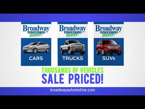 Broadway Automotive, Green Bay WI New And Used Car Dealer