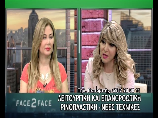 FACE TO FACE TV SHOW 266