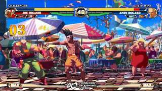 Arcade Infinity - King of Fighters XII Player matches 2