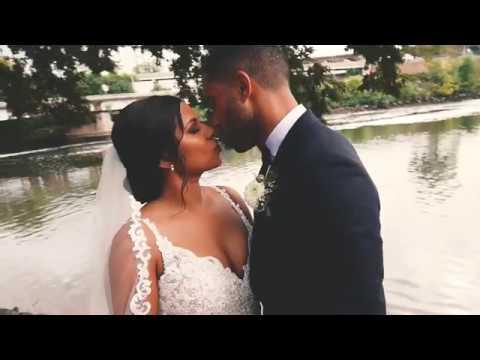 Philadelphia Free Library Wedding // Renee + Francois