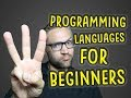 The Top 3 Programming Languages For Begi
