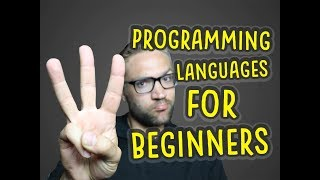 The Top 3 Programming Languages For Beginners
