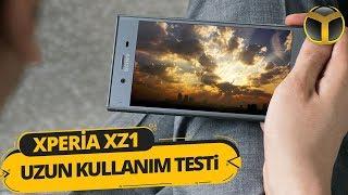 Xperia XZ1: Uzun Kullanım Testi