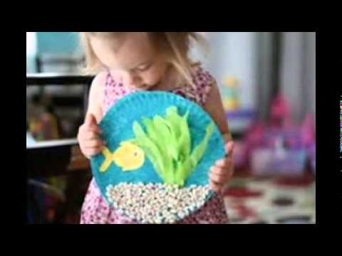 Crafts for 2 year olds youtube for Arts and crafts ideas for 2 year olds