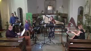 CALDARA Pompe inutili - Ana Torbica, baroque viola and soprano