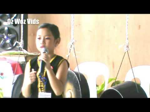 OI AMA OM APA by 9 yr old Allysandrea Baranting = iM Sarawak sponsored