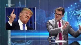 """Ta Teden: Trump Slovenijo uradno priznal za """"second"""" državo"""