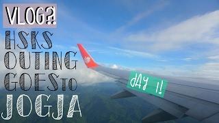 Download Video VLOG?![20]: Si Takut Naik Pesawat is Back!😂 / Outing Jogja Day 1! MP3 3GP MP4