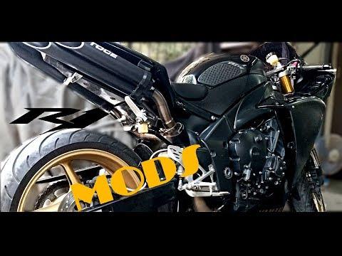 download R1 MODS|| FIRST STEP