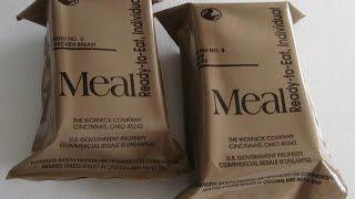 รีวิว MRE (Meal, Ready to Eat) by JK