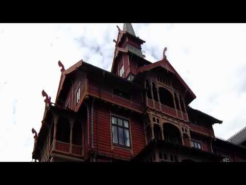 NORWAY Hotel Scandic Holmenkollen Park Oslo