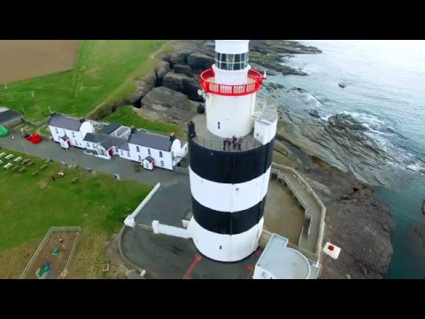 Ireland's Ancient East tour experience at Hook Lighthouse
