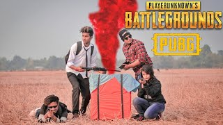 PUBG : Love Story | Pubg In Real Life | Pubg Lovers | Pubg Ban in India | Ft. Jeet | Besharam Boyz |