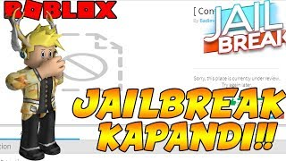 ❌ JAİLBREAK!! ❌ (All INFORMATION)/Roblox Jailbreak/FarukTPC