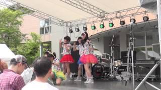 2014-06-14 北海道東海大学 第7回建学祭 ミルクス 札幌発のガールズア...