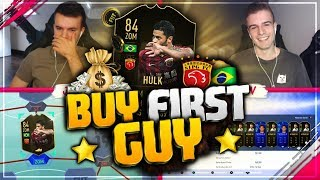 FIFA 19: Inform HULK Brasilien BUY FIRST GUY! 🇧🇷🤑💰