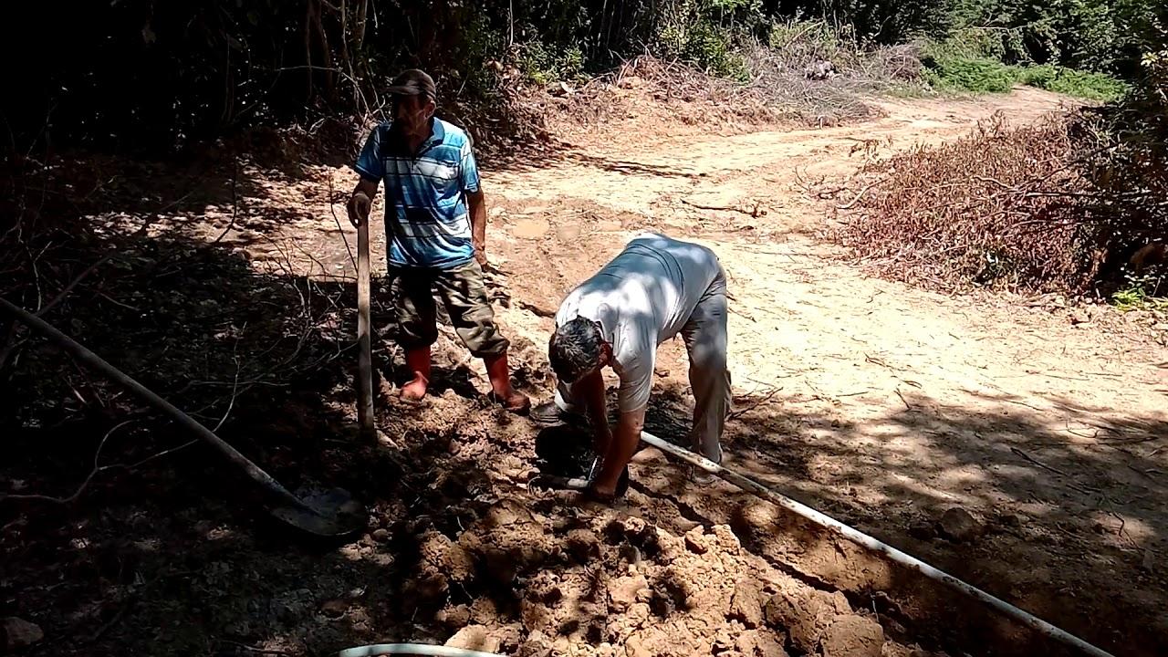 Bartın Orman İşletmesi ve Müteahhit firma su borularını patlattı