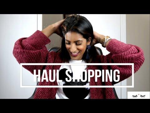 Haul Shopping #27 ZARA | Hello November! | New collection