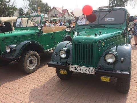 """ГАЗ-69 с польским двигателем """"S-20S-21"""".Обзор."""