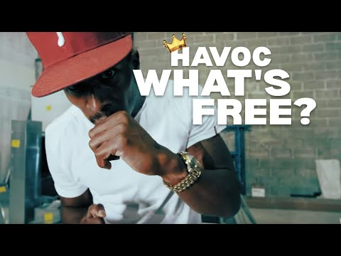 """King Havoc at The Africa Center """"What's Free?"""" Ft Meek Mill JayZ 