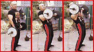 видео Подъем на бицепс: секреты популярного упражнения