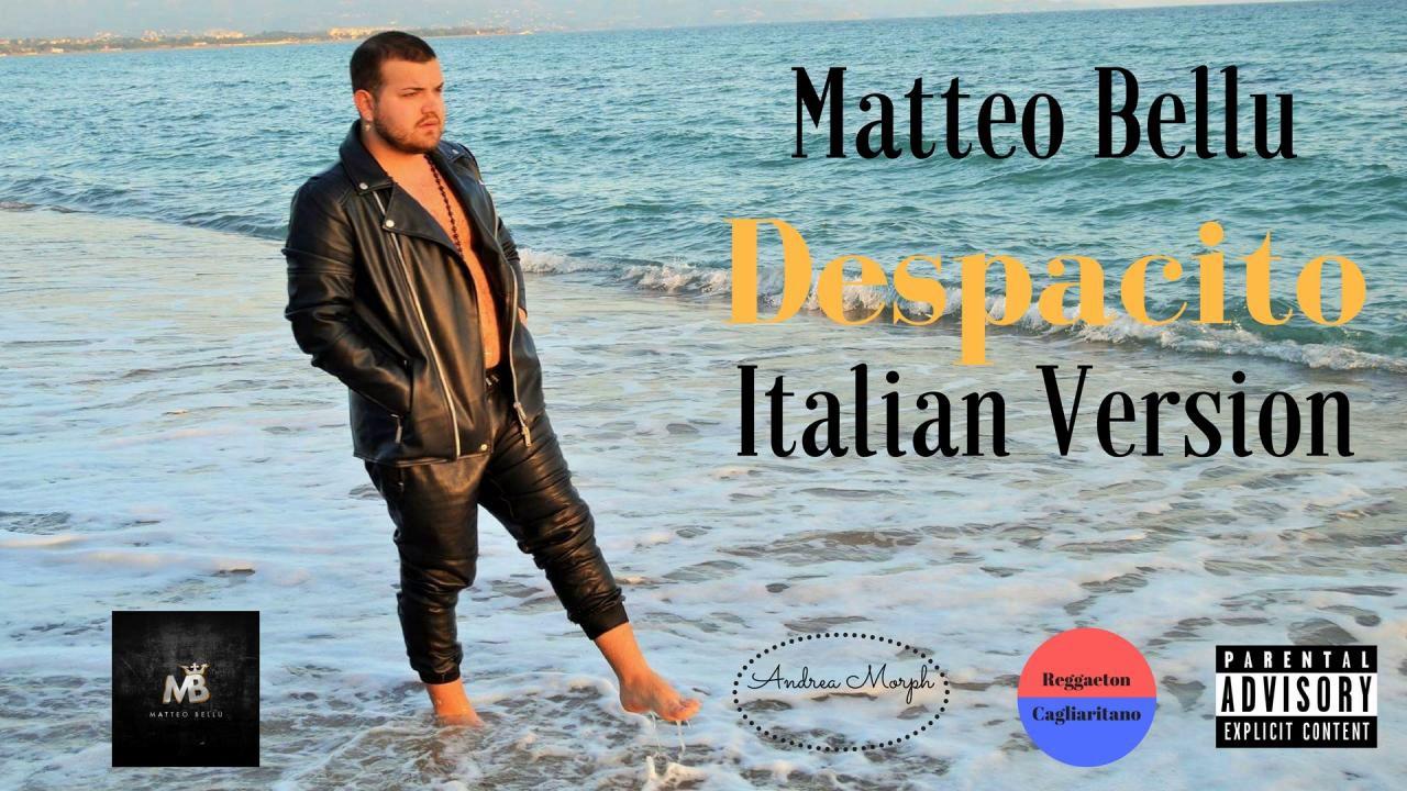 despacito in italiano da