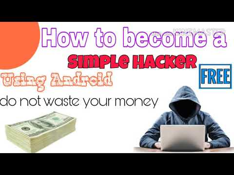 Learn hacking || How to become a simple ethical hacker