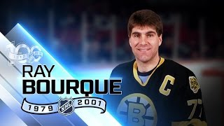 Ray Bourque capped career with dramatic Cup in 2001