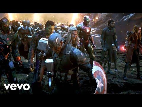 Mad World - Avengers Assemble, Imagine Dragons (Music Video)