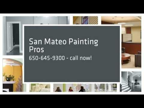 Painting San Mateo : (650) 645-9300 : House Painting San Mateo