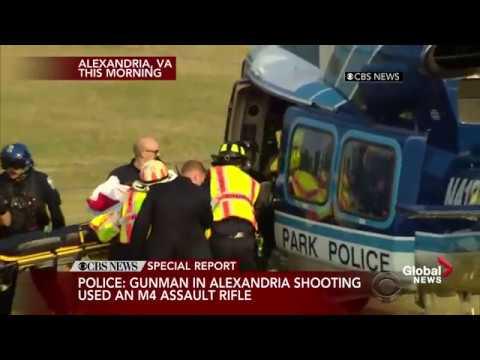 Sen. Rand Paul describes shooting at congressional baseball practice