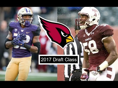 Arizona Cardinals 2017 Draft Class
