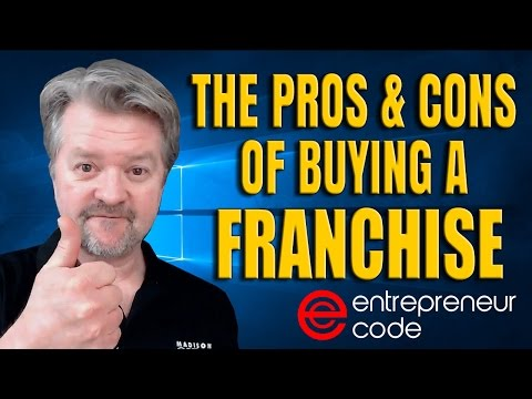 Small Business Advice: Franchise Business Opportunities or Start From Scratch