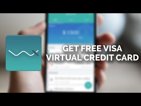 HOW TO CREATE YOUR OWN VIRTUAL CREDIT CARD FOR FREE ANDROID IOS