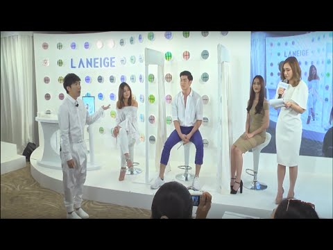 LANEIGE CUSHION SHOW LIVE : IMPOSSIBLE TO COMPARE!