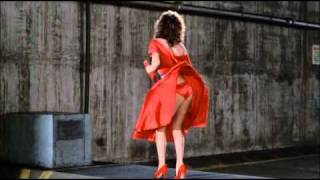 The Woman In Red … THE dance scene!
