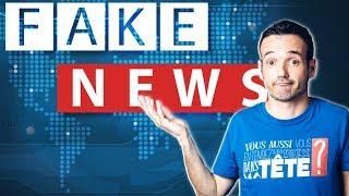 Devinez quelles sont les fakes news et les vraies news !