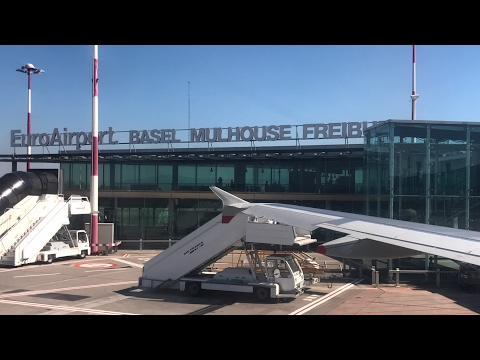 Trip Report: London to Basel with British Airways, A319 Euro Traveller