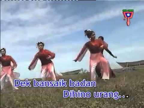 ODY MALIK   Tanjung Katuang joget gamad