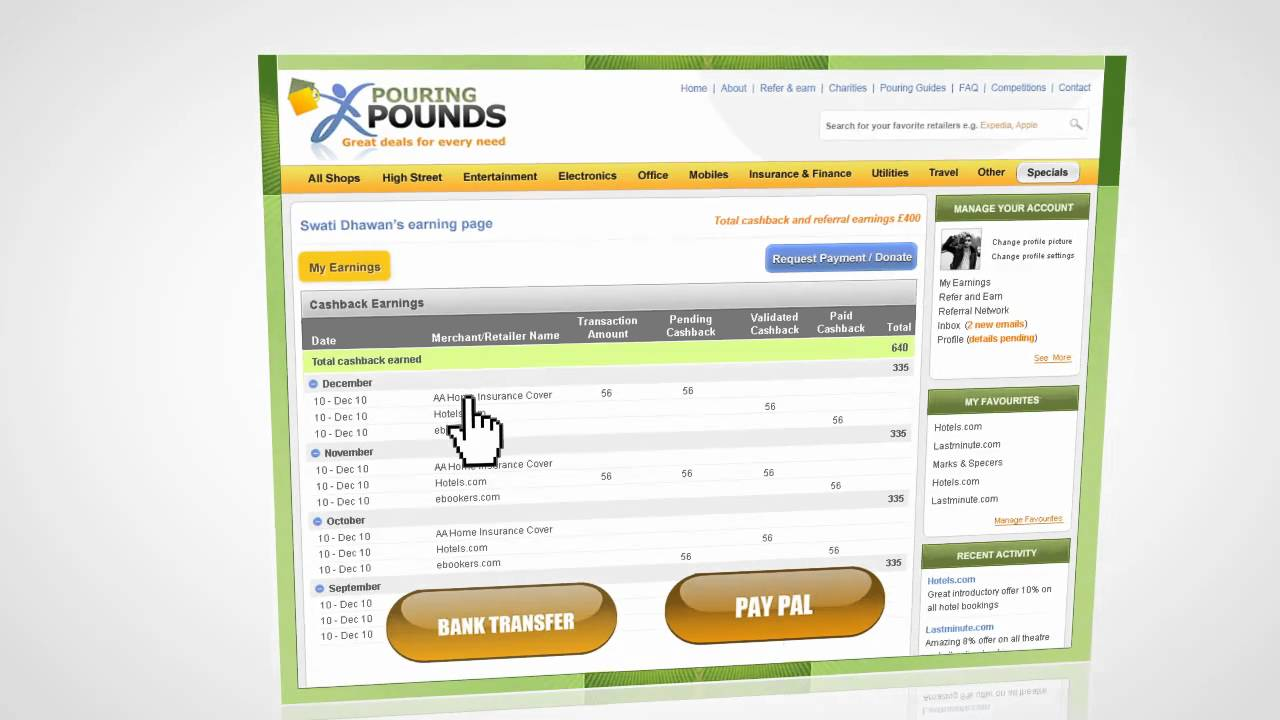 Download Pouring Pounds - Where does the money come from?