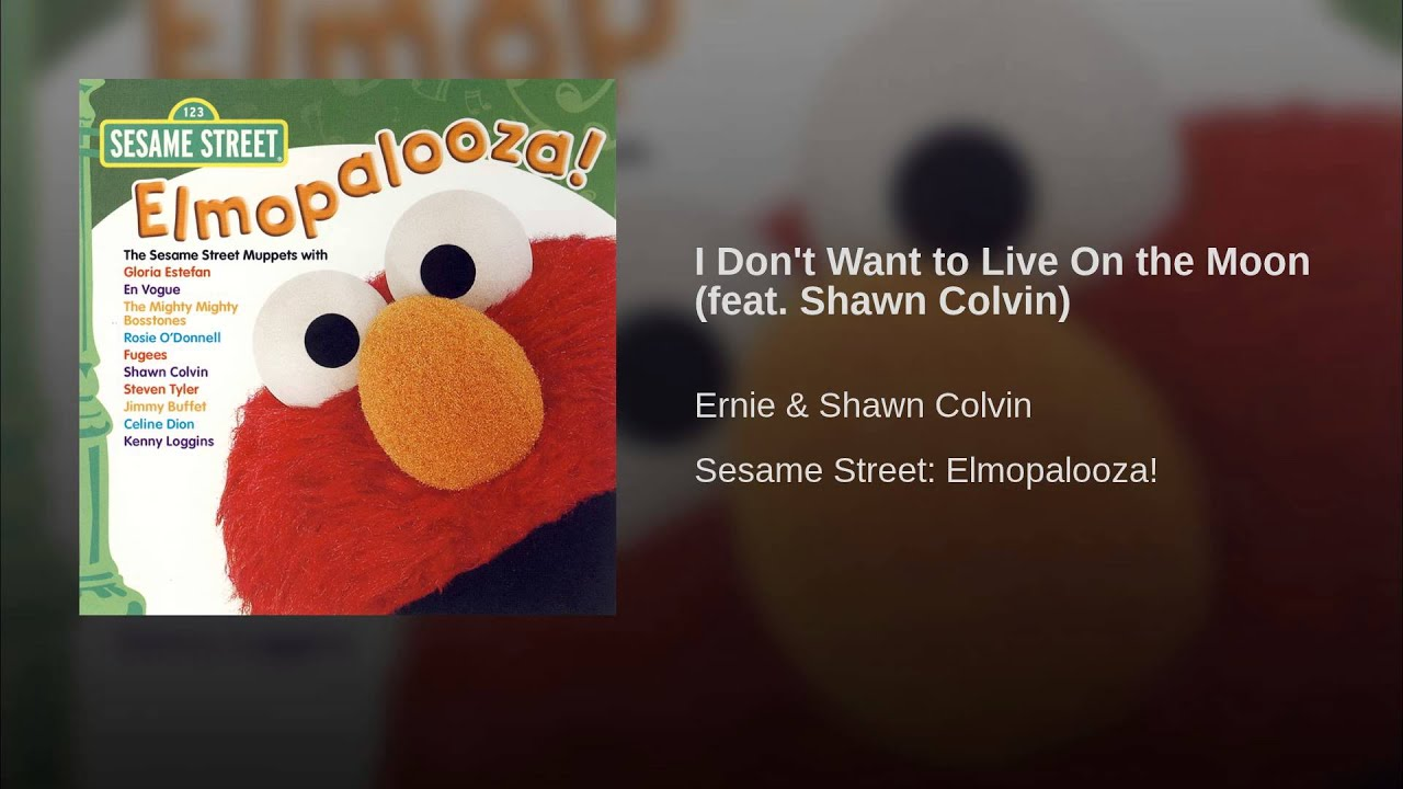 Sesame Street Elmopalooza - Exploring Mars