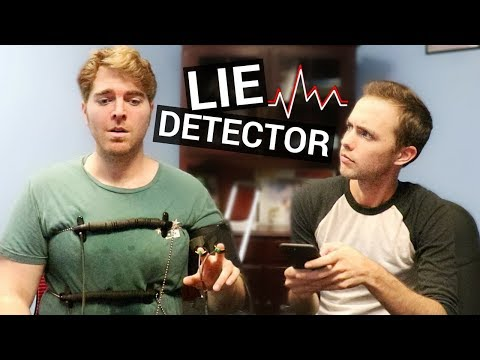 LIE DETECTOR TEST ON MY BOYFRIEND *Emotional*
