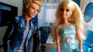 Куклы Барби ВСЕ СЕРИИ ПОДРЯД (1 - 5 серии) Мультики Куклами Барби новые истории про Barbie и Кена