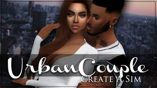 The Sims 4 Create A Sim: Urban Couple