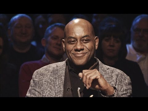 Ainsley Harriott was mistaken for Lenny Henry
